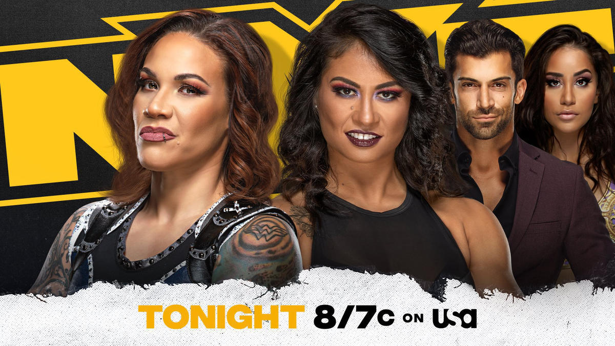 Mercedes Martinez looks to collect against The Robert Stone Brand's Jessi Kamea tonight on NXT